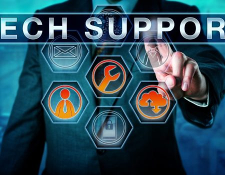 Remote tech support and administration contract completed