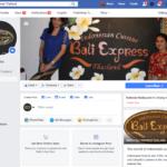 Bali Express restaurant / Chiang mai social media works